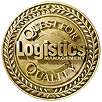 Quest for Quality Award Logistics Management Badge